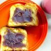 朝食に小倉トースト