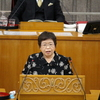 12月議会最終日、宮川県議が討論で自主避難者追い出し議案、議員や特別職の期末手当引き上げに反対。3つの特別委員会が設置され、健康、文化.スポーツ振興対策特別委員会に所属。