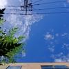 作曲工房 朝の天気 2018-08-25(土)晴れ 猛暑日
