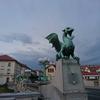 スロベニア・リュブリャナで一泊した【夏旅2017】#6