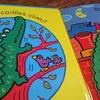 【英語絵本・幼児向け】「Do frogs fly?」一般動詞の疑問文は、主語が複数形のときは、Doを使う。英語で動物と動詞が学べる