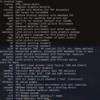 Bash on windows に Gnuplot 5.0.6をインストールしてみた.