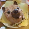 かわいいひなまつりケーキ~リリエンベルグのワンちゃんケーキ~