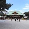 平将門の怖い噂。 神田神社の歩き方。 (東京都千代田区)