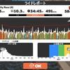 【ロードバイク】平日Zwiftトレーニング&Zwiftレースに参加_20201008