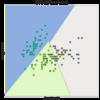 SVM(Support Vector Machines)による他クラス分類の実装と可視化