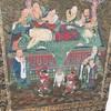 奈良国立博物館の仏涅槃図