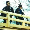 宇治川  橘橋