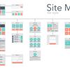 Webサイトの構成表の作成