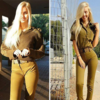 イスラエル女性美女たち