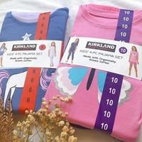 そろそろ衣替えのタイミング!コストコのお得なパジャマセット、確かにお得なんだけどサイズ選びは慎重に!!