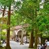 けいおん 聖地巡礼(舞台探訪)  南禅寺 水路閣(疏水)