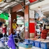 2017年夏 台湾旅行記 4日目:迪化街、Mikkeller Taipeiと寧夏夜市