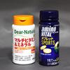 アミノバイタル マルチビタミン サプリメントの効果は
