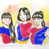 子供とコンサート 〜Perfume〜