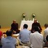 【報告】ミャンマーのパオ瞑想センター系の指導者、クムダ・セヤドーの瞑想会に参加しました。