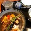 【岩見沢市】酔月亭。大正3年創業、和風スープカレーをすすりながら鰻リベンジを誓う。