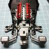 タミヤ1/24スポーツカーシリーズ No.333 ラ フェラーリ(2)〜エンジン部分製作〜