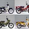 【ホンダ カブシリーズ】の運転方法を自転車を例に解説