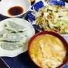 白菜メニュー@〜昨日の晩ごはんと、今日のお弁当〜