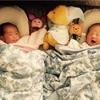 【双子の寝室事情】誰かが起きるとみんな寝不足!対策は?