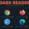  Dark ReaderでSafariを思いっきりダークなモード にする[Mac]
