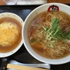 春野「まる家」 ジローそば&ミニ天津飯セットで大満足!