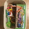 おもちゃ収納と子ども服収納の見直し