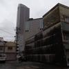 岐阜駅近くで泊まりました。
