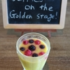 火曜日のジュース「Berries on the Golden stage!」