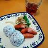 お昼ごはんは☆娘が作ってくれました