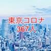 東京で新たに367人の感染が確認!都や国の対応は?