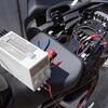 車載アマチュア無線の送信時に思いっきりノイズが乗る件の調査#1
