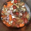 【世界の豆料理】④フランスの家庭料理 白いんげん豆と肉の煮込み カスレ