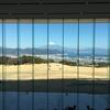 日本平ホテル ザ・テラスで富士の借景ランチブッフェと火災の目撃談