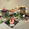 東京マリオットホテルのクリスマスケーキ&ブレッド