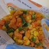 おうちコープ【北海道の野菜ミックス】で超時短。離乳食、ポテサラ、オムレツ、スープなど幅広く活躍