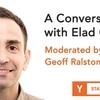 Elad Gil との対話 (Startup School 2018 #25)