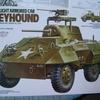 あぁM―8軽装甲車プラモデル製作