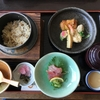 【滋賀県】石山寺の後のランチは「洗心寮」で決まり!-上品な「しじみご飯」が最高に美味い-