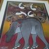 タンザニアの色彩「ティンガティンガ・アート」