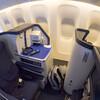 やっぱりビジネスクラスは快適です。ロサンゼルス行きNH106便:特典ビジネスで行くカリフォルニア・ディズニー