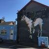 スミスフィールド界隈の壁画アート