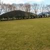 初ファミリーキャンプ 『グリーンパーク山東』1日目その2 遊びまくる娘