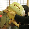 奈良市 西大寺 大茶盛式