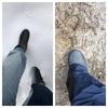 雪国の田舎暮らしの必需品「長靴」