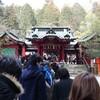 箱根神社に参拝