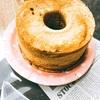シフォンケーキ その3。