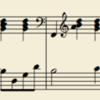 エヴァンゲリオン・ピアノフォルテの「タナトス」の採譜を始めたの巻