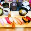 おのざき海鮮寿司いわき駅前ラトブ店@いわき 特上武蔵+メヒカリ単品